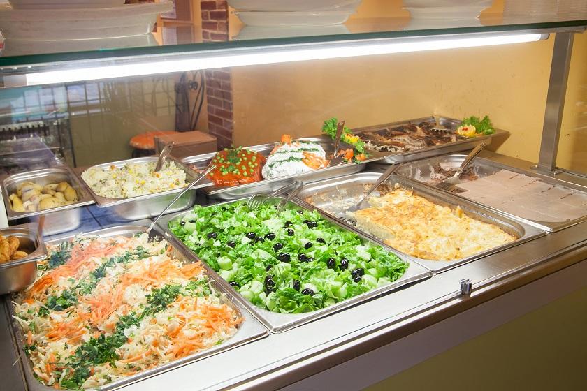 food show case