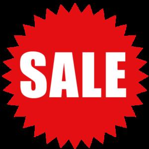 Sales/Specials